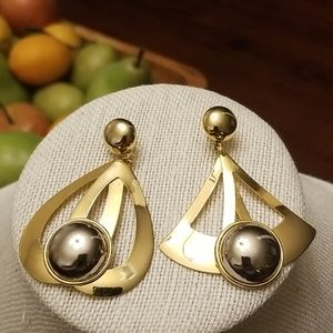 Statement Mismatched Earrings